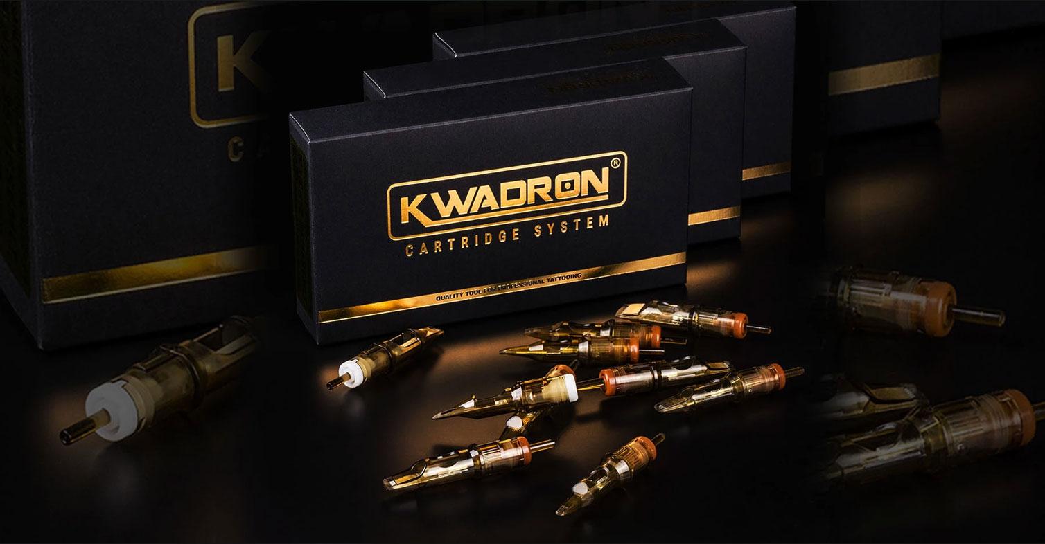 kwadron cartridges